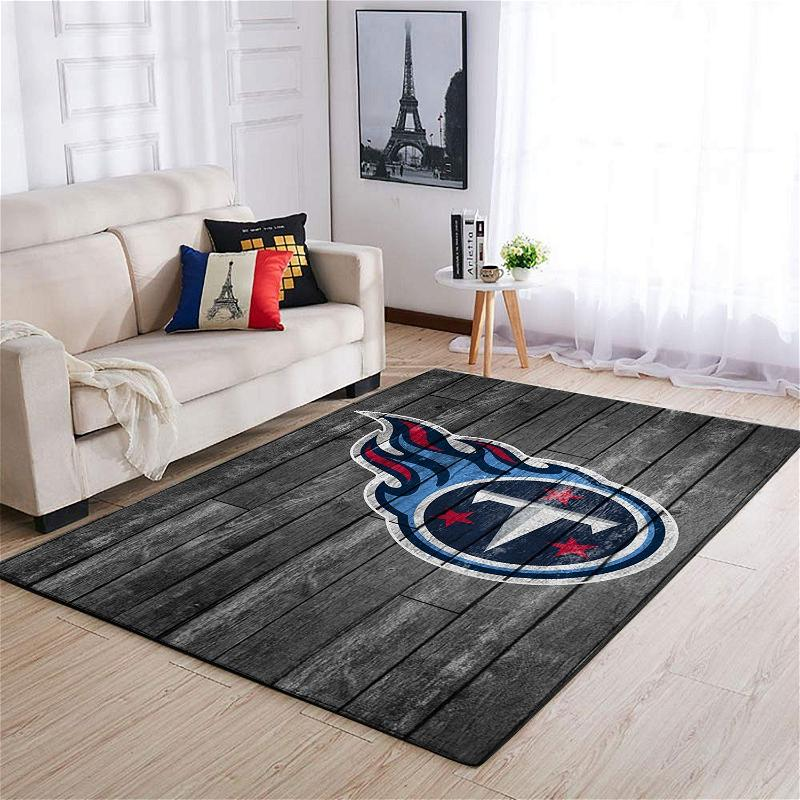 Amazon Tennessee Titans Living Room Area No5123 Rug