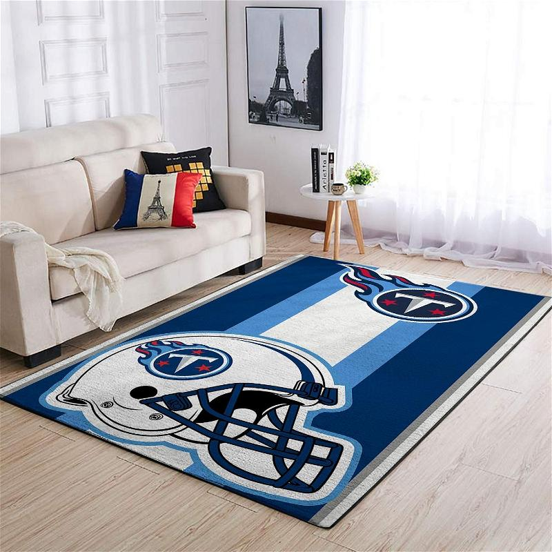 Amazon Tennessee Titans Living Room Area No5126 Rug