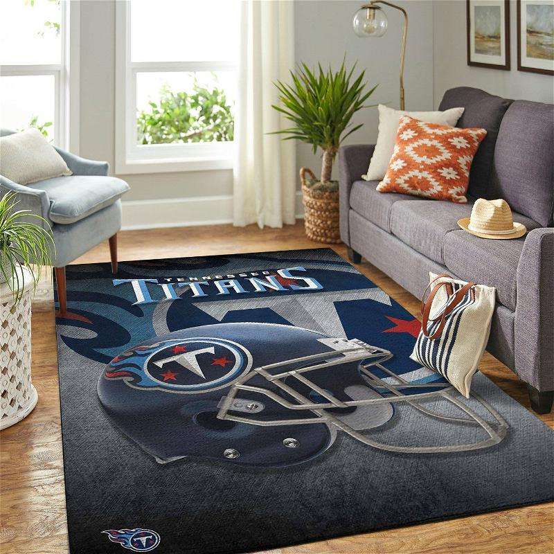 Amazon Tennessee Titans Living Room Area No5127 Rug
