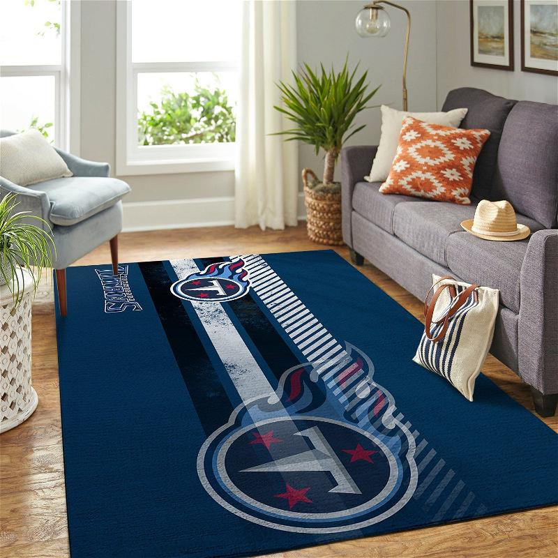 Amazon Tennessee Titans Living Room Area No5129 Rug