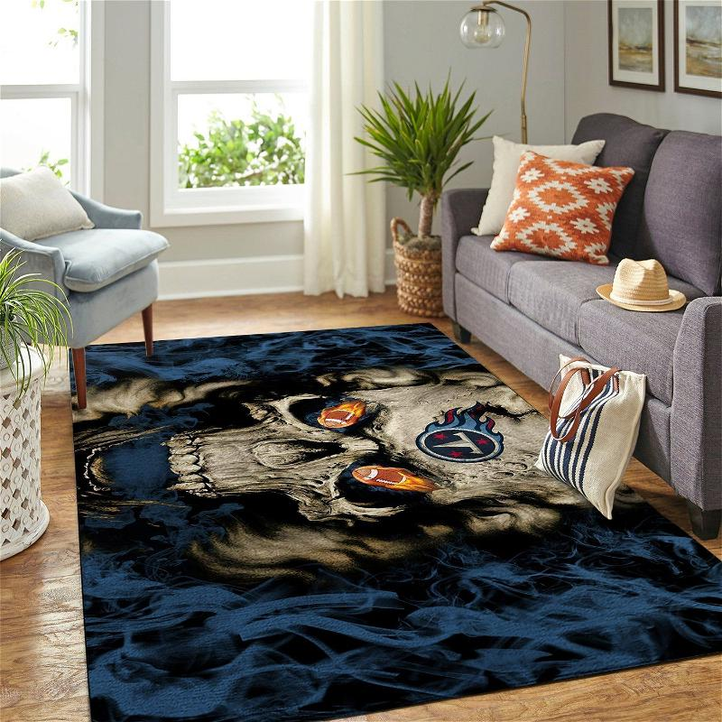 Amazon Tennessee Titans Living Room Area No5131 Rug
