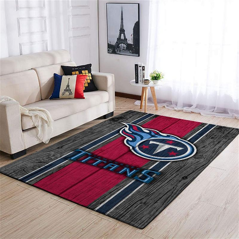 Amazon Tennessee Titans Living Room Area No5133 Rug