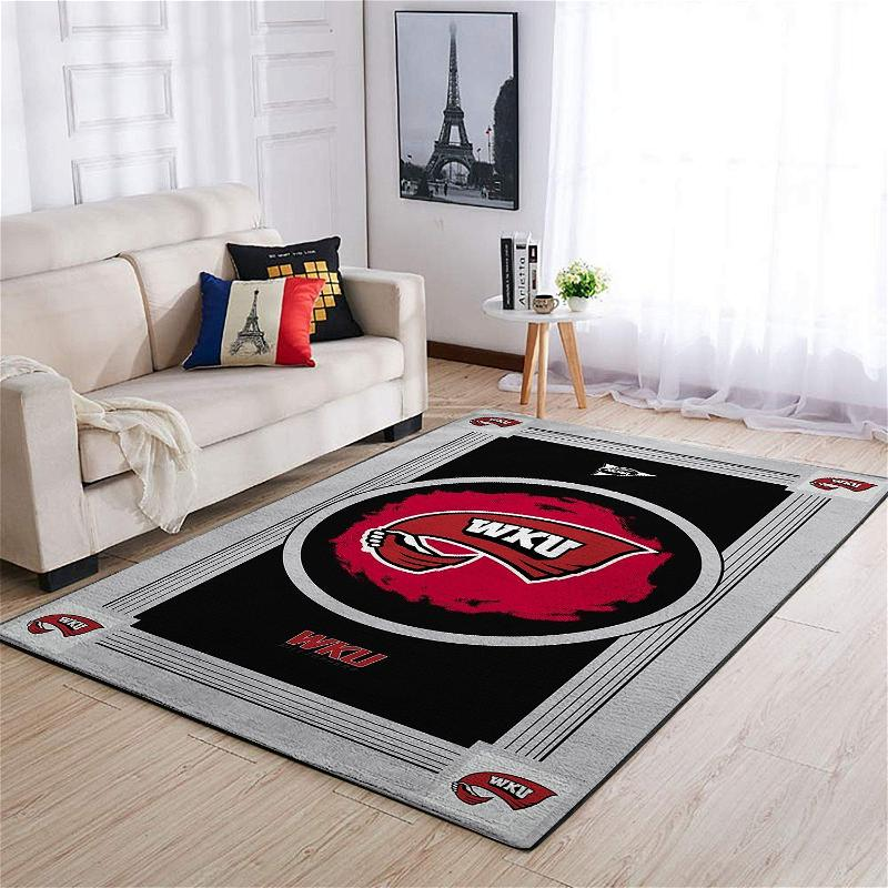 Amazon Western Kentucky Hilltoppers Living Room Area No5450 Rug