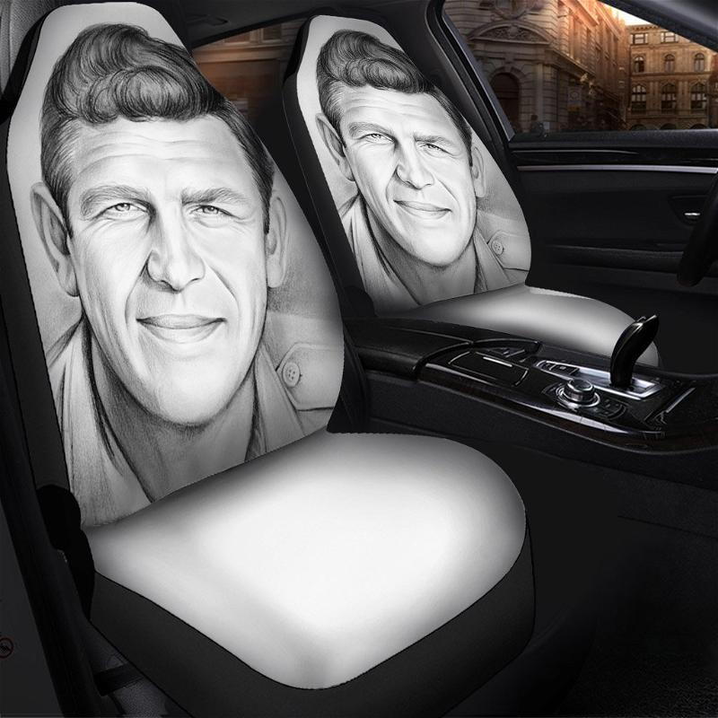 Andy Griffith Car Seat Covers