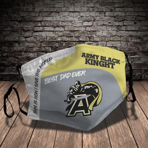 Army Black Knights Sport Reusable Washable No1055 Face Mask