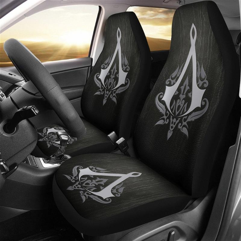 Assassin Creed Logo Car Seat Covers