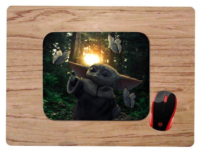 Baby Yoda 16 Mouse Pads