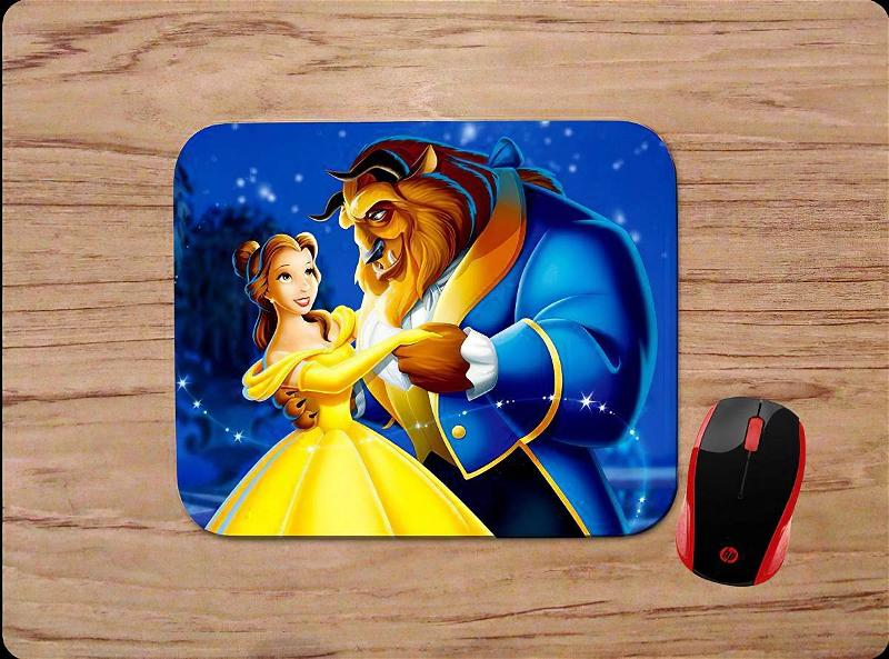 Beauty And The Beast Dancing Mouse Pads
