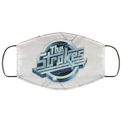 Bernie Sanders The Strokes Washable No1242 Face Mask
