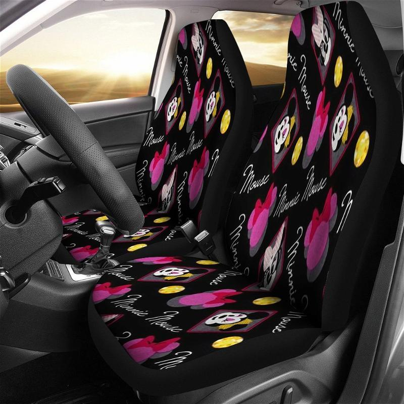 Car Mickey Mouse Car Seat Covers