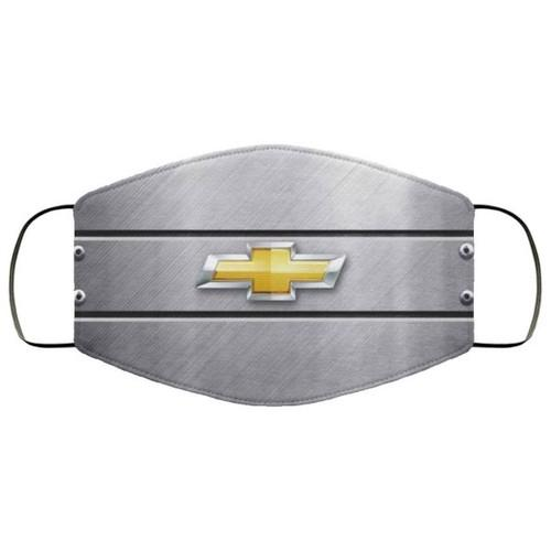 Chevy Chevrolet Logo Washable No1531 Face Mask