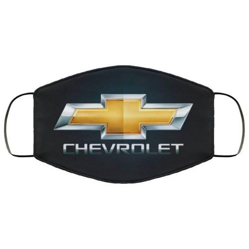 Chevy Chevrolet Washable No1532 Face Mask