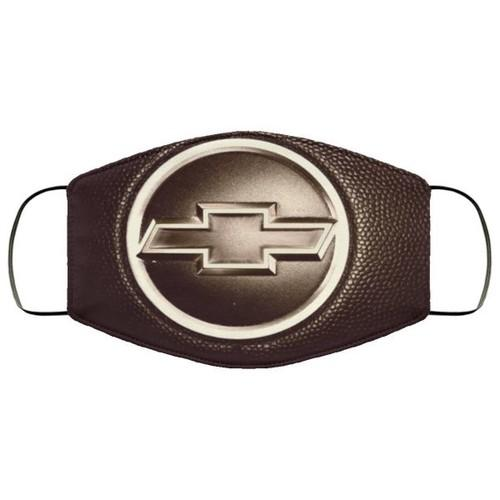 Chevy Symbol Washable No1535 Face Mask