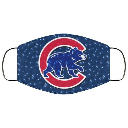Chicago Cubs Washable No1602 Face Mask