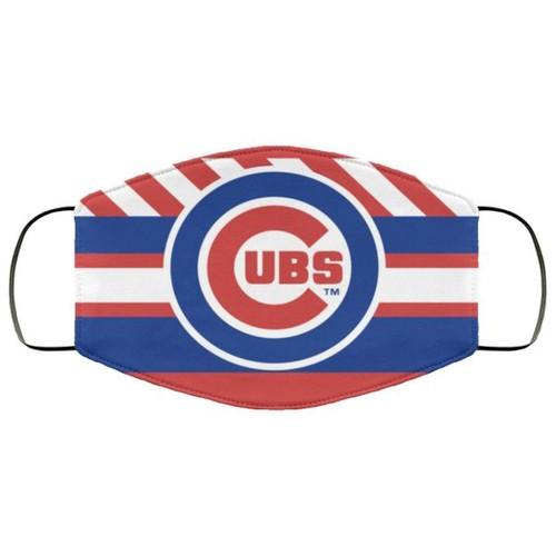 Chicago Cubs Washable No1603 Face Mask