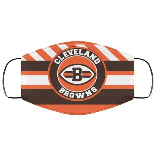 Cleveland Browns Washable No1675 Face Mask