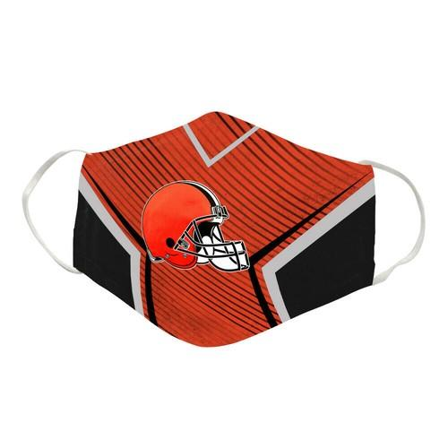 Cleveland Browns Washable No1677 Face Mask