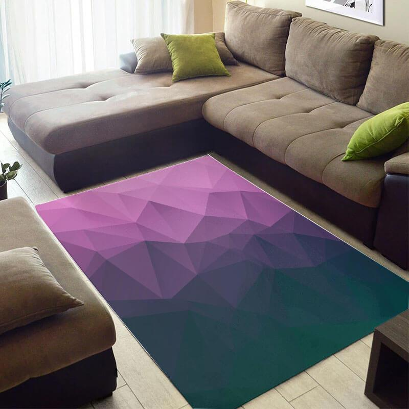 Cool African Style Cute Afrocentric Melanin Afro Woman Design Floor Carpet House Rug