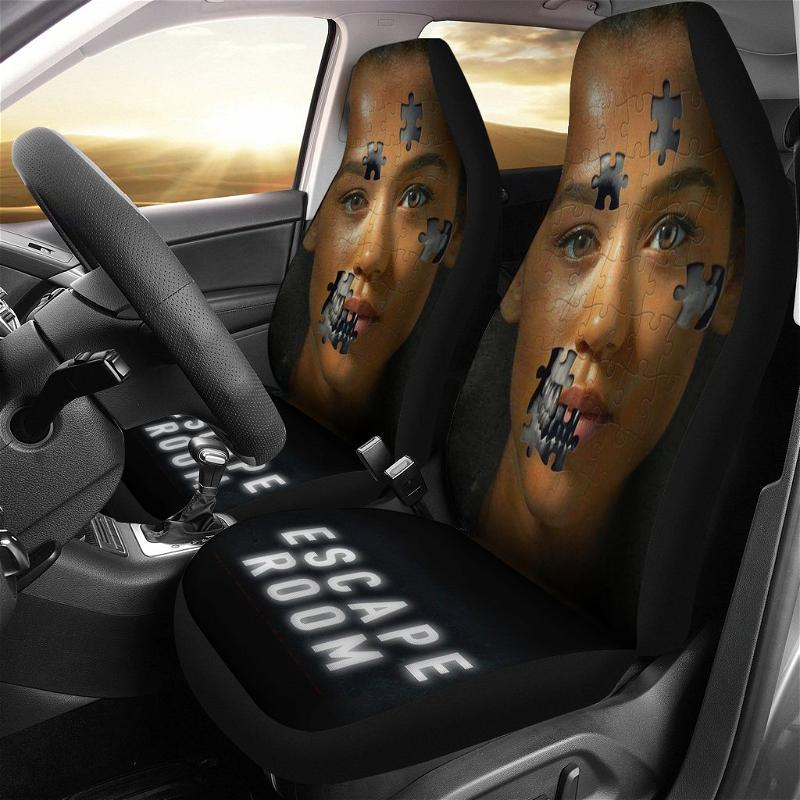 Escape Room Poster 2020 1 Car Seat Covers