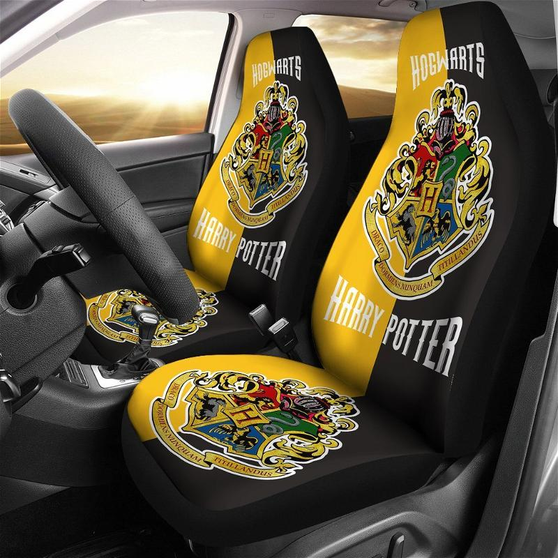 Harry Potter Movies Fan Gift Ravenclaw Car Seat Covers