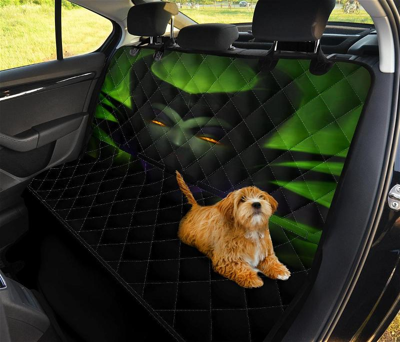 Maleficent Pet Car Seat Covers