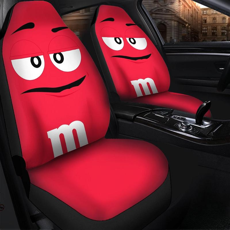 M&m Car Seat Covers