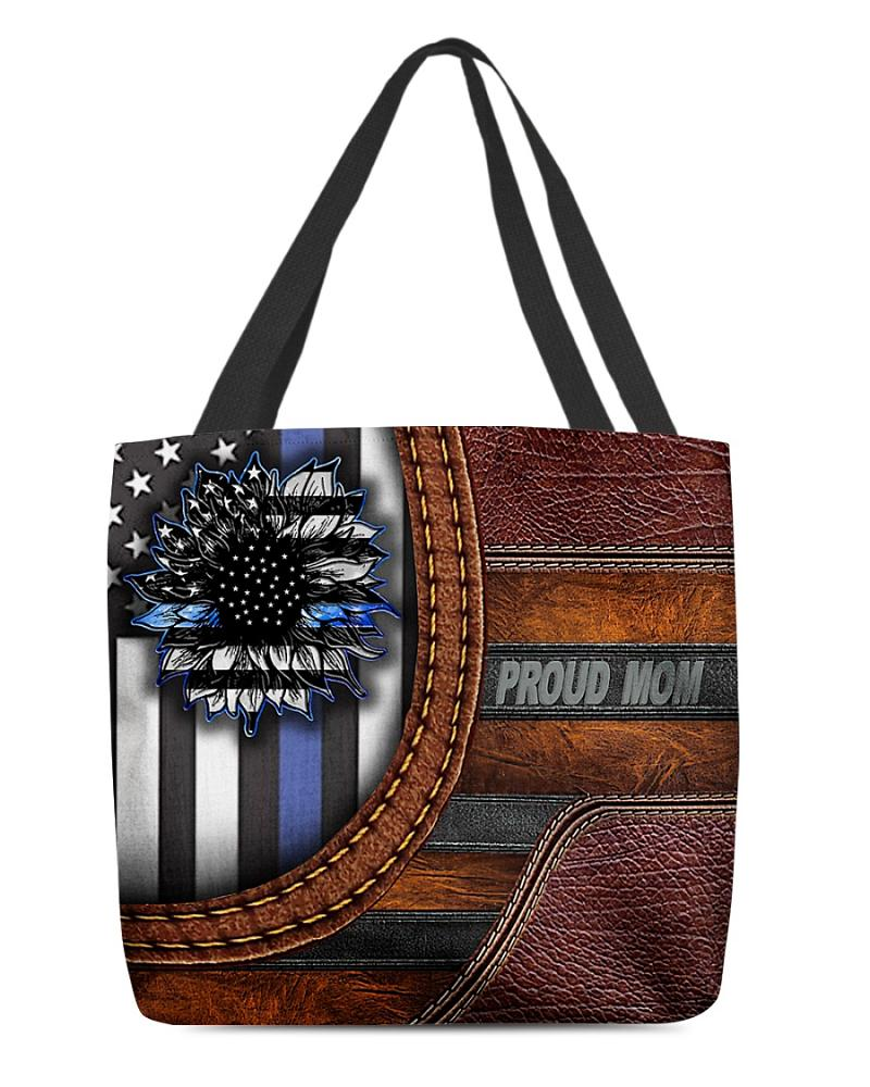 Proud Mom All-Over Tote
