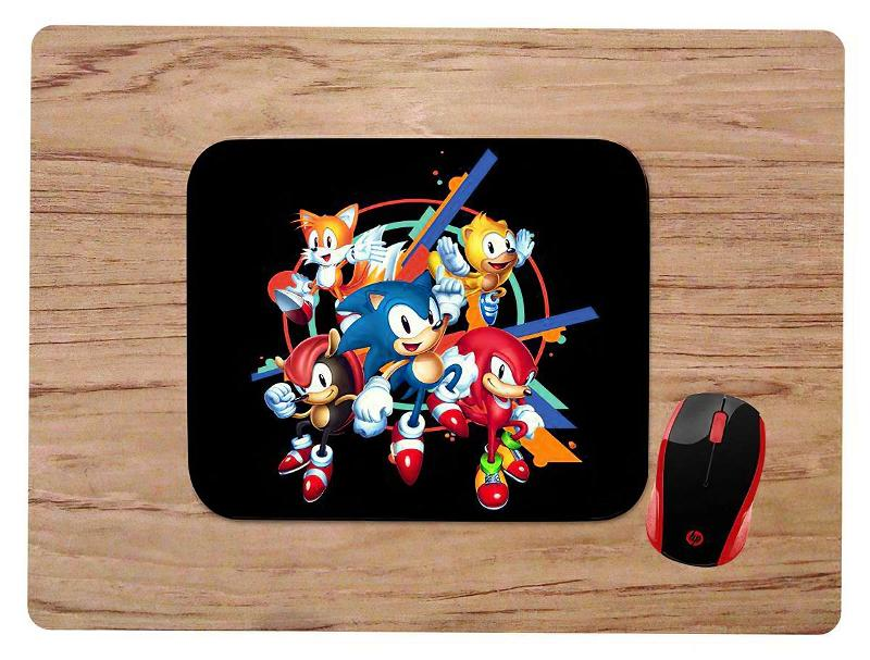 Sonic Mania Mouse Pads