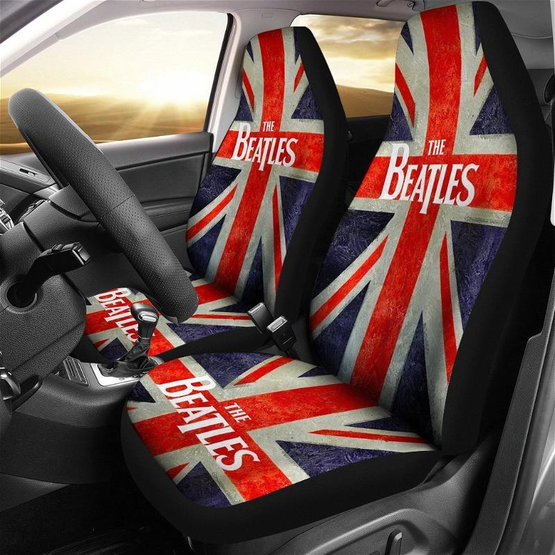 The Beatles Gift For Rock Fans Car Seat Covers