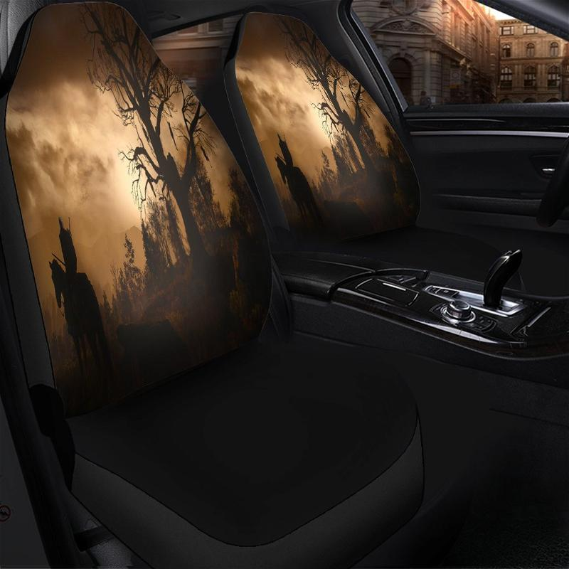 The Witcher Movie 9 Car Seat Covers