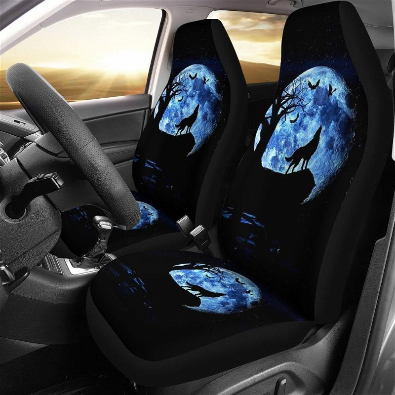 Wolf Cover K200118 Car Seat Covers