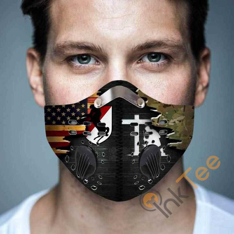 11th Armored Cavalry Regiment Pm 2.5 Fm Face Mask