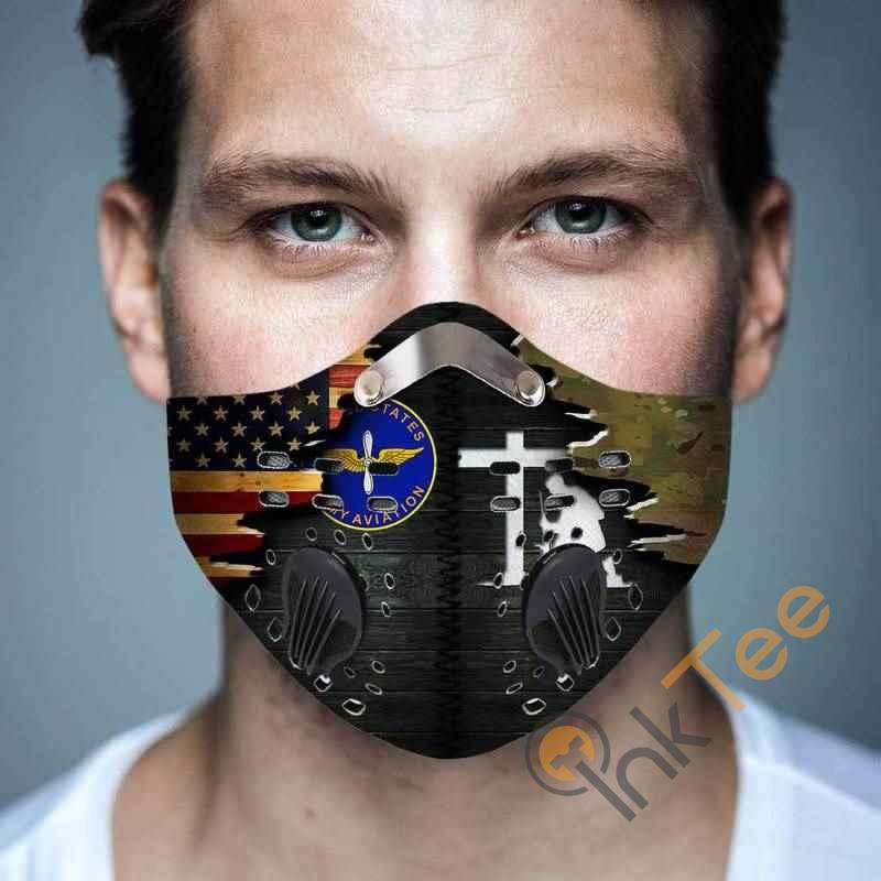 Army Aviation Pm 2.5 Fm Face Mask