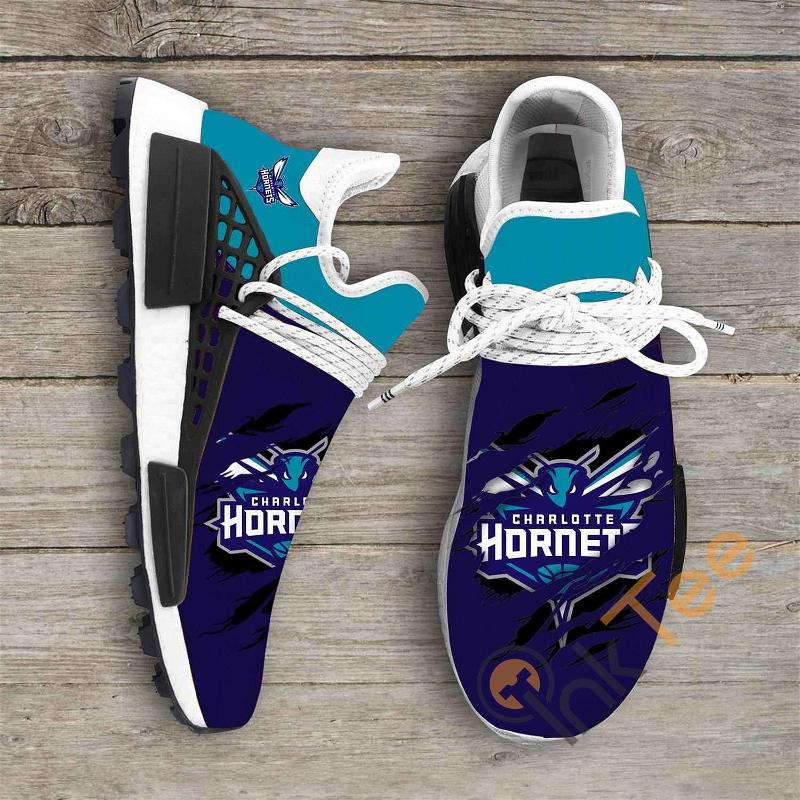 Charlotte Hornets Nba Ha02 NMD Human Shoes
