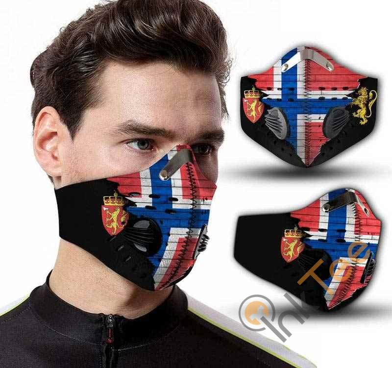 Norway Pm 2.5 Fm Face Mask