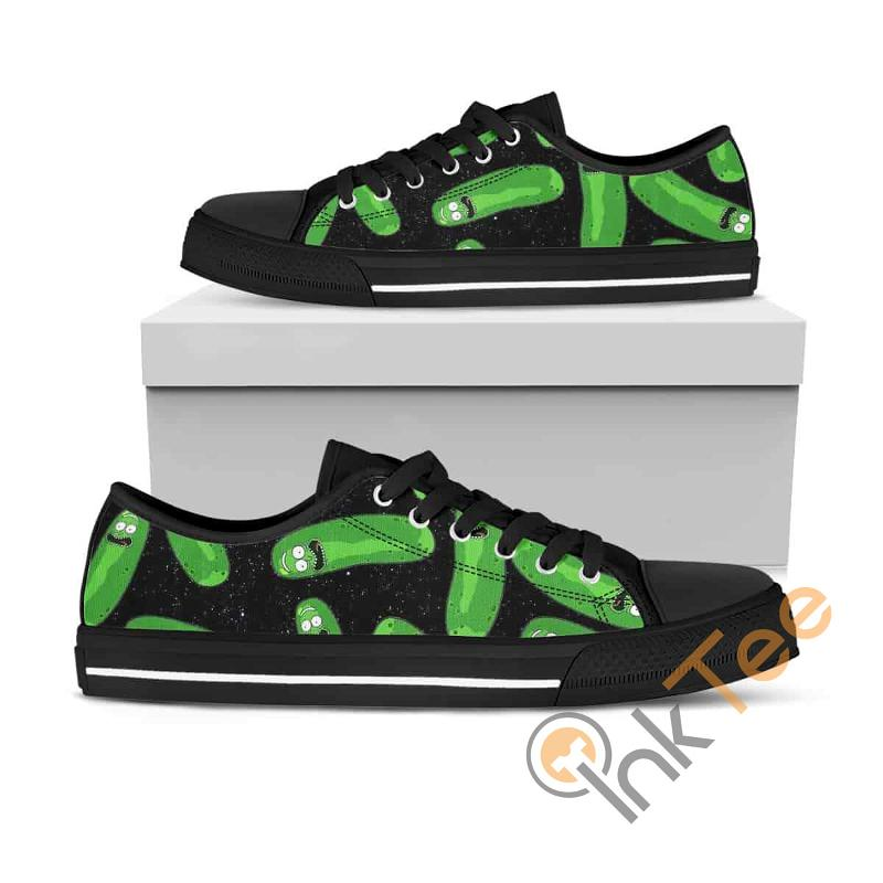 Rick And Morty Ha29 Low Top Shoes