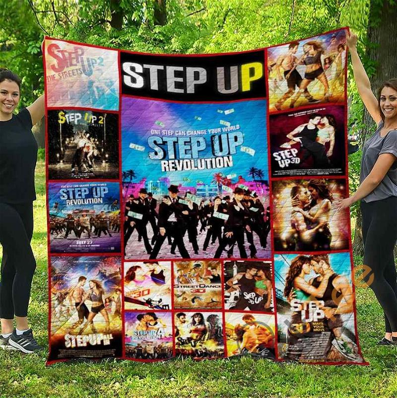Step Up Blanket TH1507 Quilt