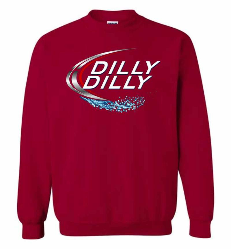 Bud Light Pit Of Misery The Sequel Dilly Dilly Tv Commercial Sweatshirt
