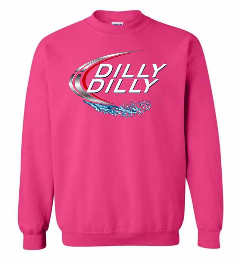 Bud Light Pit Of Misery The Sequel Dilly Dilly Tv Commercial Sweatshirt Inktee Store
