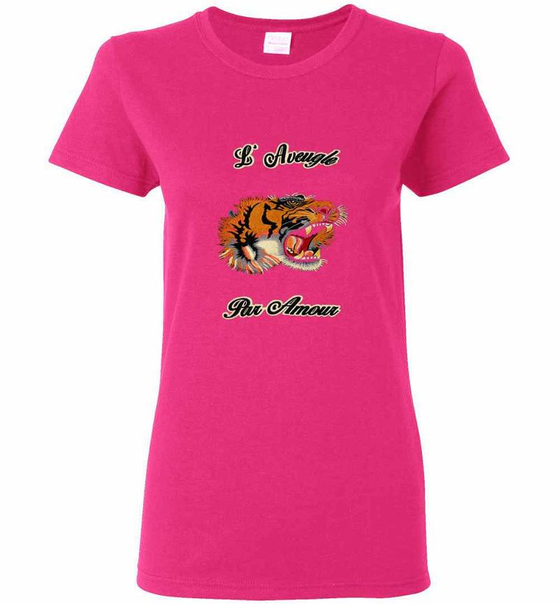 Gucci With Tiger Women's T-Shirt