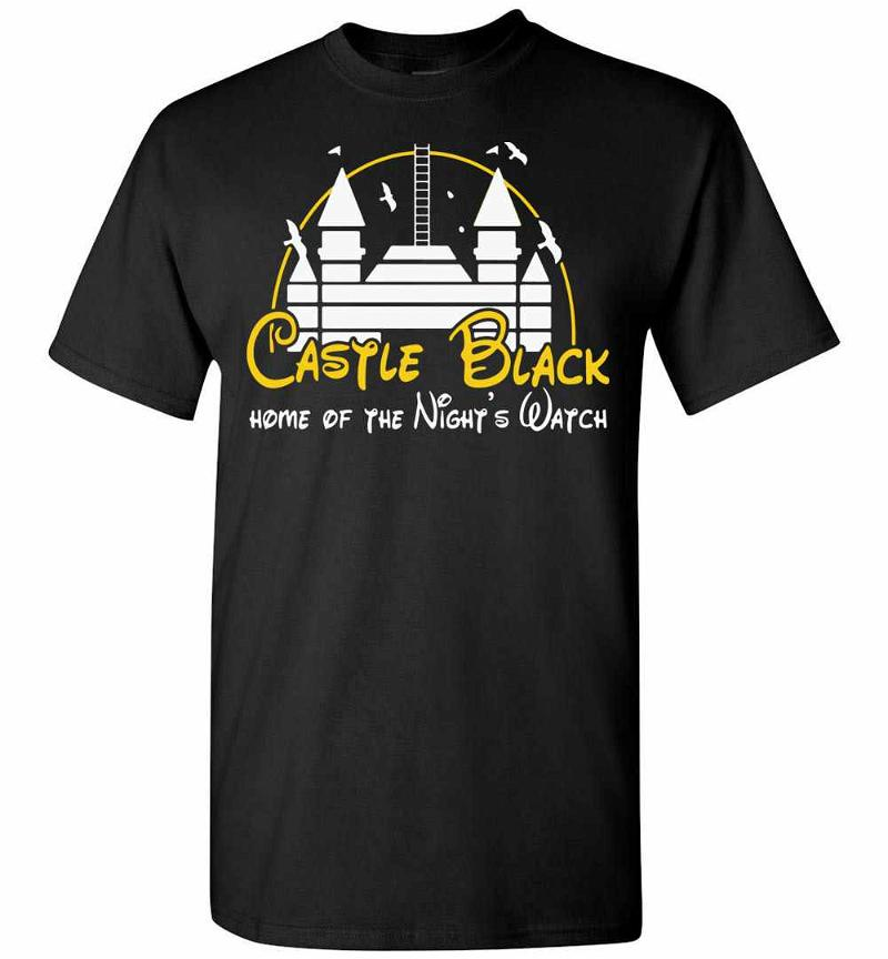 Castle Black Home Of The Night's Watch Men's T-shirt Inktee Store