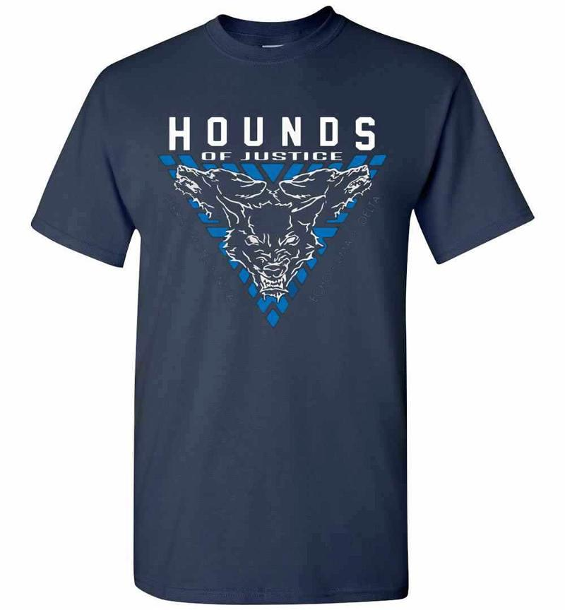 The Shield Hounds Of Justice Authentic Men's T-shirt Inktee Store
