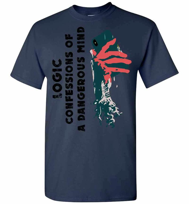 Confessions Of A Dangerous Mind Men's T-shirt Inktee Store