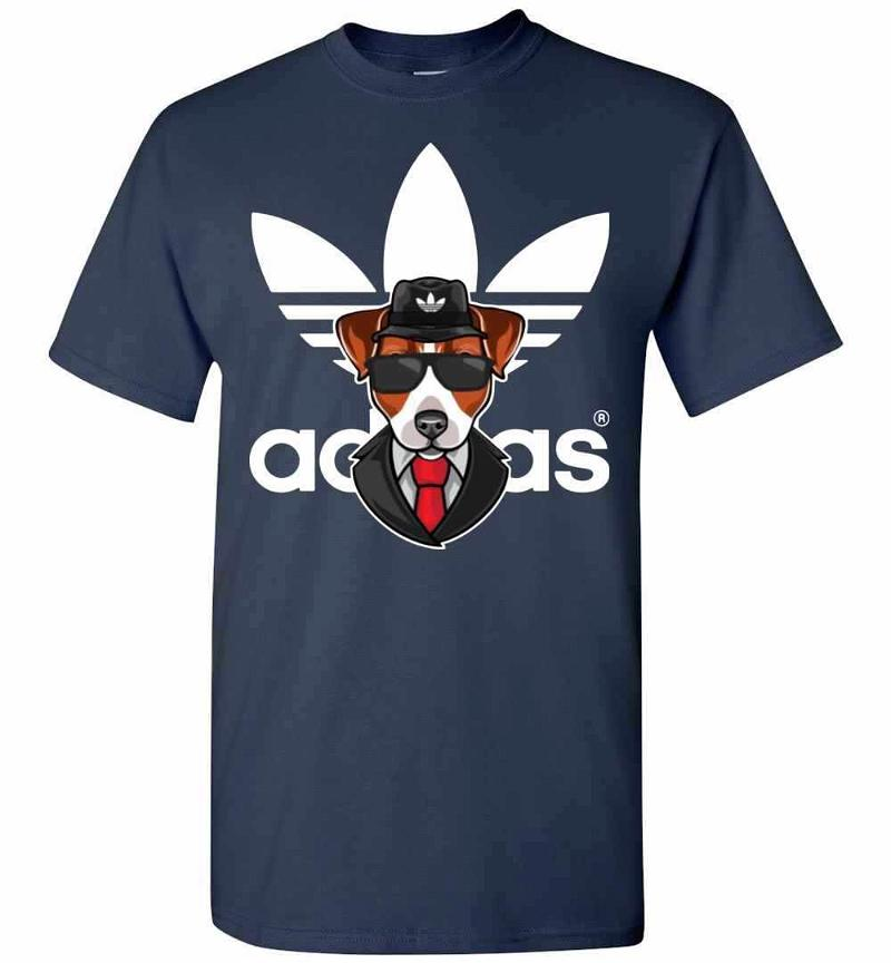 Adidas Cool Jack Russell Men's T-shirt Inktee Store