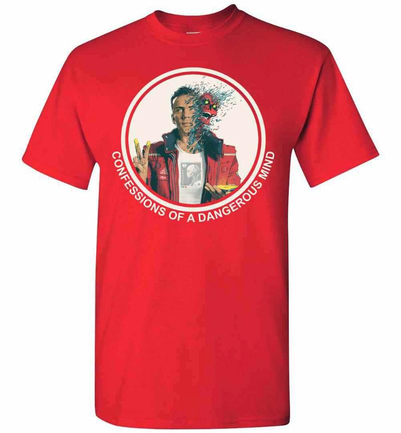 Logic-confessions Of A Dangerous Minds Men's T-shirt Inktee Store