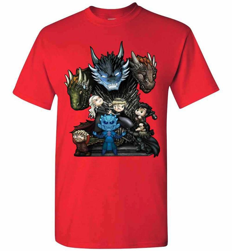 Who Will Be The King Game Of Thrones Men's T-shirt Inktee Store