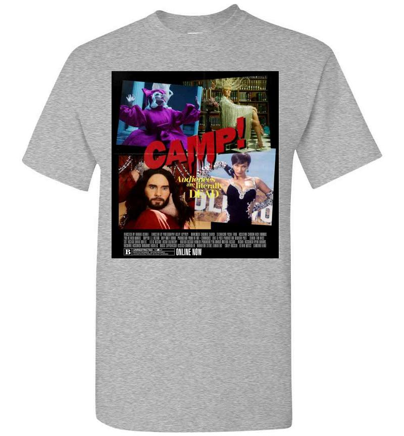 Lady Gaga Celine Dion Jared Leto Bella Hadid Camp Are Men's T-shirt Inktee Store