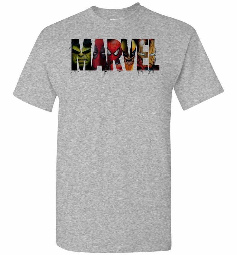 Marvel End Game Men's T-shirt Inktee Store