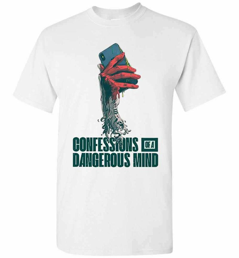 Confessions Of A Dangerous Minds Men's T-shirt Inktee Store