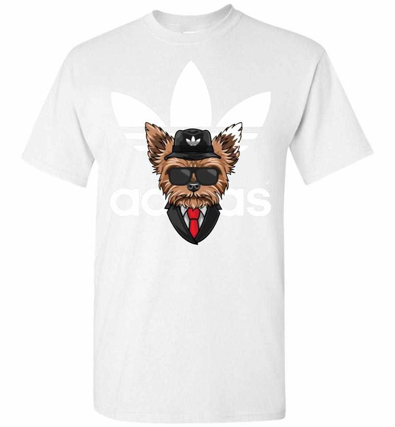 Adidas Cool Yorkshire Terrier Men's T-shirt Inktee Store